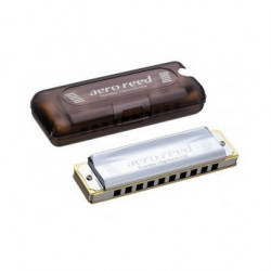 Tombo Aero Reed en Sol - Harmonica diatonique