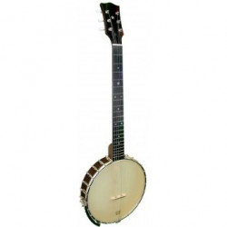 Banjitar gaucher Bluegrass Gold Tone BT-2000 LH