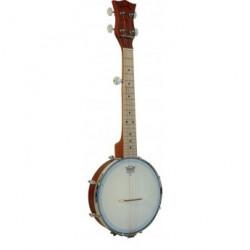 Plucky Banjo Gold Tone (+ housse) - gaucher