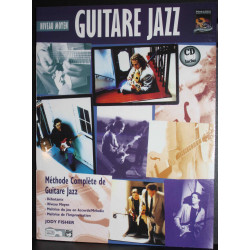 Fisher Guitare Jazz Moyen (+CD)