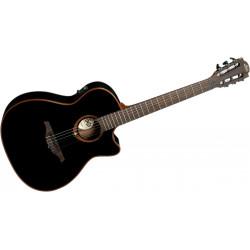 Guitare classique électro Lâg TN100A14CE-BLK