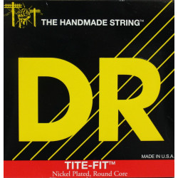 Corde au détail guitare électrique DR Tite Fit 010