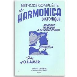 Méthode HAUSER Méthode harmonica diatonique