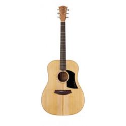 Guitare électroacoustique Cole Clark Fat Lady bunya maple FL1ABM