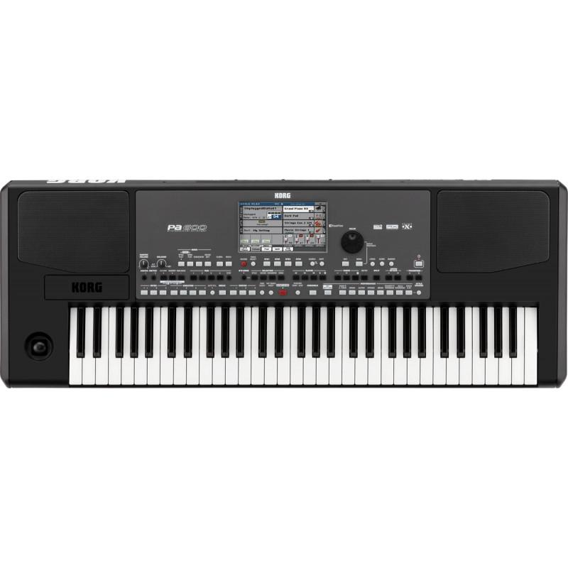 Clavier Arrangeur 61 Notes Korg PA600