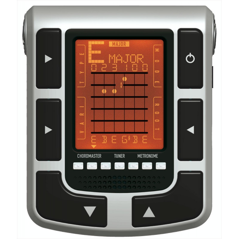 Planet Waves CTM - Accordeur métronome chordmaster