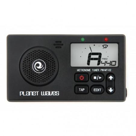 Planet Waves MT-02 - Métronome accordeur