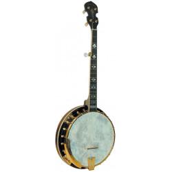 Banjo Traveler Deluxe Gold Tone TB-250