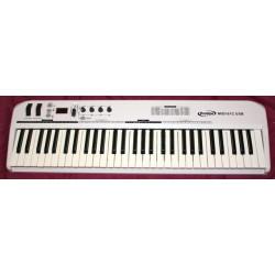 Clavier maître MIDI 61 touches Prodipe 61C (Stock 2 voir détails)