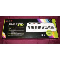 Clavier Maître USB Midi Prodipe 49C Stock 2