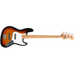 Fender Standard Jazz Bass Brown Sunburst touche érable