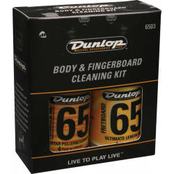 Kit d'entretien pour corps et touche de guitare - Dunlop 6503