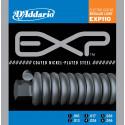 D'addario EXP110 - Jeu de cordes guitare électrique