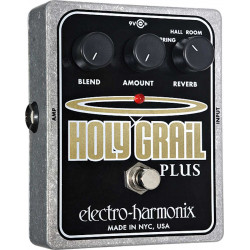 Electro-Harmonix Holy Grail plus - réverbe guitare