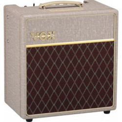 Vox AC4HW1 Handwired - Ampli guitare électrique 1X12 4 Watts