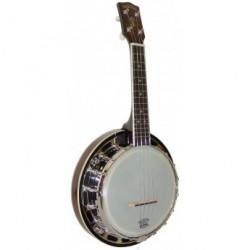 Banjo Ukulele Deluxe Gold Tone Banjolele-DLX