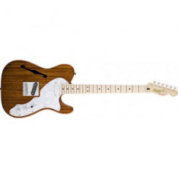 Classic Vibe Telecaster Demie-caisse Thinline Squier Natural