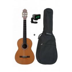 Pack Prodipe PRIMERA 3/4 - Guitare Classique + housse + accordeur