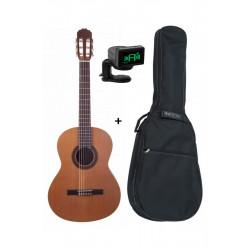Pack Prodipe PRIMERA 4/4 - Guitare Classique + housse + accordeur