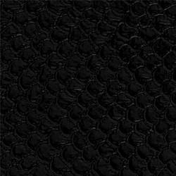 Couverture d'amplificateur Fender prédécoupée - Noire (4,5' x 6')