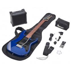 Ibanez IJRX20-BL - Pack guitare électrique Jumpstart - Blue