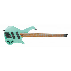 Ibanez EHB1005MS-SFM - Basse électrique 5 cordes headless fanned fret - Sea Foam Green Matte  (+housse)