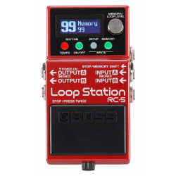 Boss RC-5 - Pédale Loopstation