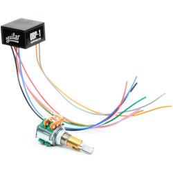 Aguilar OBP-1TK -  Preampli Basse 2 bandes avec boost (Stack Tb et Bs)