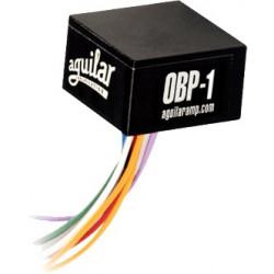 Aguilar OBP-1TK -  Preampli Basse 2 bandes avec boost 2 bandes avec boost (Tb et Bs pot)