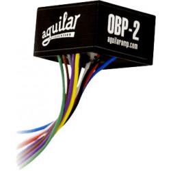 Aguilar OBP-2TK -  Preampli Basse 2 bandes avec boost + cut (Tb et Bs pot)