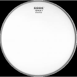 "Code Drumheads DNACT10 - Peau de tom DNA sablée - 10"""