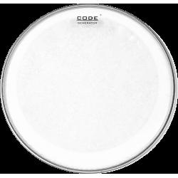 "Code Drumheads GENCL16 - Peau de tom Generator transparente - 16"""