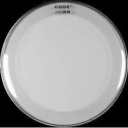 "Code Drumheads RRCL12 - Peau de résonance tom Reso Ring transparente - 12"""