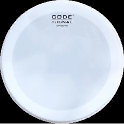 "Code Drumheads SIGSM12 - Peau de tom Signal Smooth - 12"""