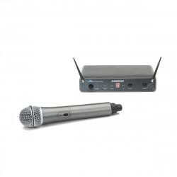 Samson CONCERT 88 HANDHELD - Ensemble micro UHF micro main - bande de fréquence ''C''