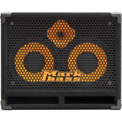 Markbass Standard 102HF-8 - 2x10'' - compression 1'' – Baffle basse 400W - 8 Ohms