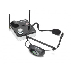 Samson Airline 99m AH9 Fitness Headset - Ensemble UHF micro-casque rechargeable