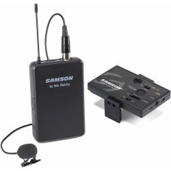 Samson GO MIC Mobile Lavalier - Système sans fil stéréo avec récepteur autonome