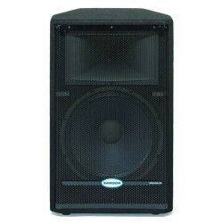 Samson RS15 HD - Enceinte passive - 2 voies - woofer 15'' - 600W