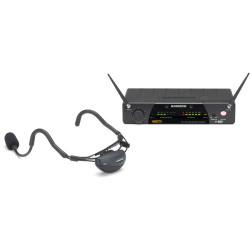 Samson Airline 77 FITNESS - Ensemble UHF micro casque fitness - E4 (864.875 MHz)