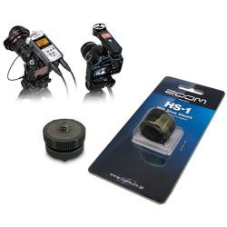 Zoom HS-1 - adaptateur Hot Shoe pour griffe appareil photo - pour H1, H4n, H5 & H6