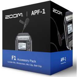 Zoom APF-1 - Pack Accessoires x F1