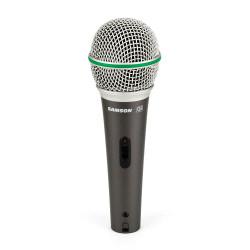 Samson Q6 - Microphone dynamique supercardioïde