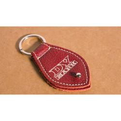 DV Mark DV PICKS HOLDER BORDEAUX - Porte Médiators en cuir - couleur bordeaux