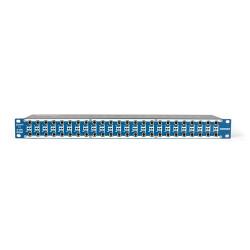 Samson S-PATCH PLUS - Patch bay 48 points - rack 1U