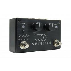 Pigtronix Infinity Looper 2 - Pédale de looper stéréo