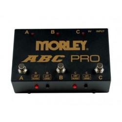 Morley ABC PRO SELECTOR - Pédale de routing - noire