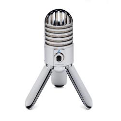 Samson METEOR MIC - Microphone à condensateur USB cardioïde