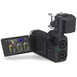 Zoom Q8 - Enregistreur 4 pistes audio & vidéo Full HD compact