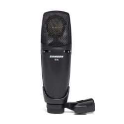 Samson CL7a - Microphone à condensateur cardioïde - noire